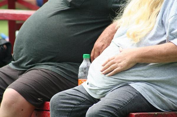 痩せた体重を戻す