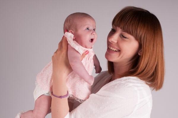 母乳 ママ 赤ちゃん